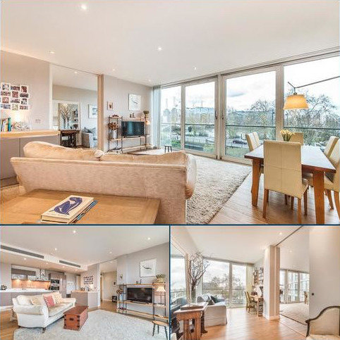 3 bedroom flat to rent - Hirst Court, 20 Gatliff Road, London, SW1W