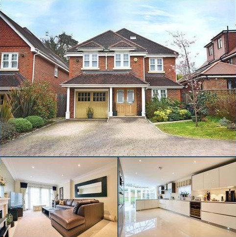 5 bedroom detached house to rent - Wellesley Avenue, Northwood, Middlesex, HA6