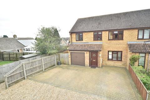 5 bedroom semi-detached house for sale - Church Road, West Row, Bury St. Edmunds