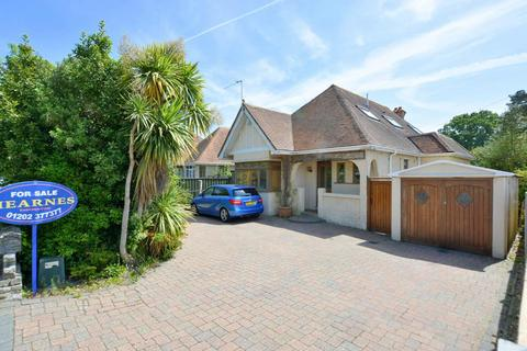 4 bedroom detached bungalow for sale - Sandbanks Road, Whitecliff, Poole, BH14 8AQ