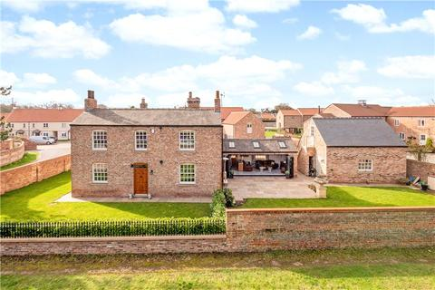 5 bedroom detached house for sale - Cherry Tree Farmhouse, Church Street, Whixley, York, YO26