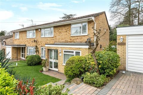 3 bedroom semi-detached house for sale - Randell Close, Blackwater, Camberley, Surrey, GU17