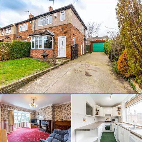 3 bedroom terraced house for sale - Templars Way, Fairweather Green, Bradford, BD8 0LR