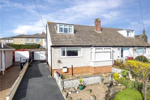3 bedroom semi-detached bungalow for sale - Heaton Close, Baildon, West Yorkshire