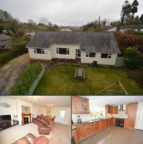 4 bedroom detached bungalow for sale - Rattery, South Brent