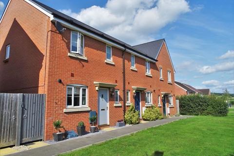 3 bedroom end of terrace house for sale - Lapwing Road, Melksham