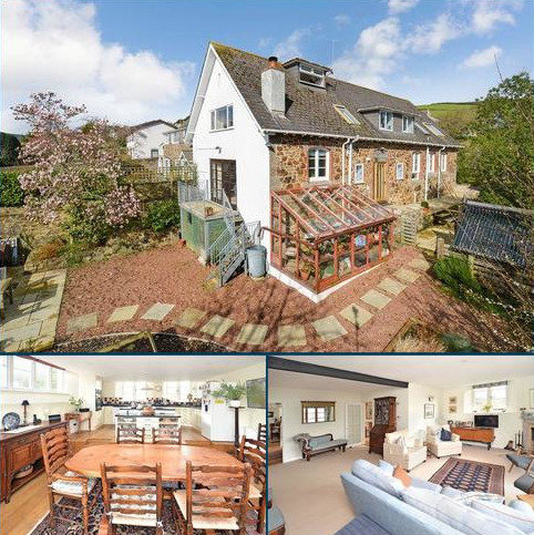 4 bedroom semi-detached house for sale - Bovey Tracey