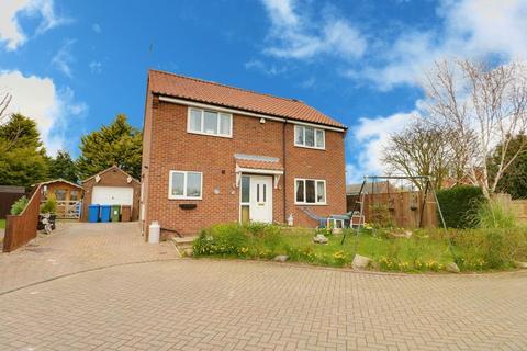 4 bedroom detached house for sale - Beckside Manor, Roos