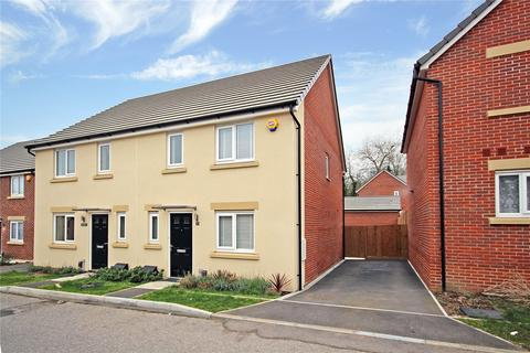 3 bedroom semi-detached house for sale - Dennis Street, Eastleaze, Swindon, Wiltshire, SN5