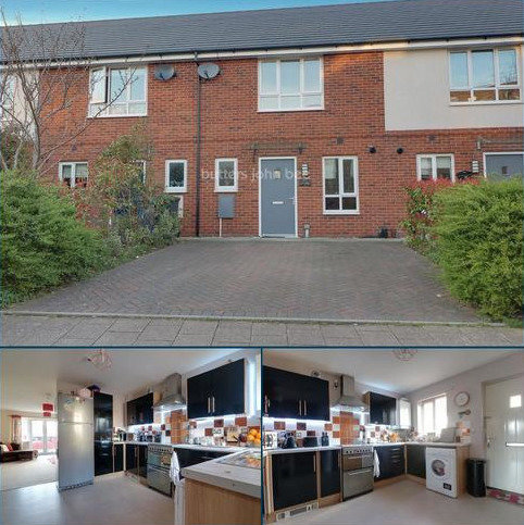 3 bedroom terraced house for sale - Greenhead Street, Burslem, Stoke on Trent, ST6 8GW