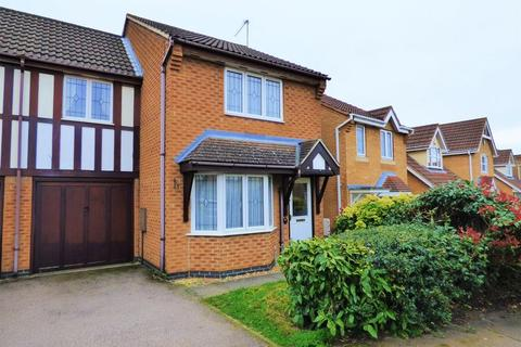 3 bedroom terraced house for sale - Aldwell Close, Northampton