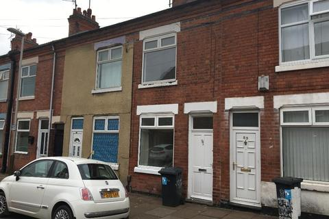 2 bedroom terraced house to rent - Eastleigh Road, Off Narborough Road, Leicester, Leicestershire, LE3 0DD