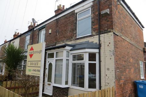 2 bedroom terraced house to rent - Oakland Villas, Reynoldson Street, Hull, HU5 3BY