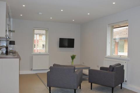 Studio to rent - Royal Garden, Cheltenham ,