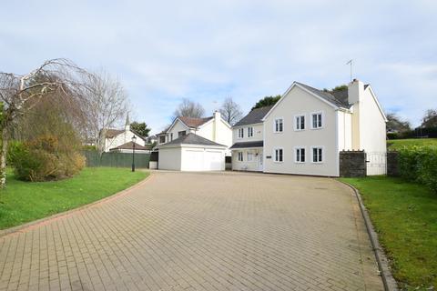 4 bedroom detached house for sale - 3 Glanogwr Court, Church Road, Bridgend, Bridgend County Borough, CF31 3AZ