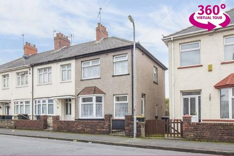 3 bedroom end of terrace house for sale - Conway Road, Newport - REF#00006350 - View 360 Tour At: