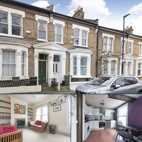 2 bedroom maisonette to rent - Andalus Road, London, SW9