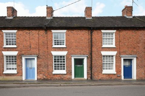 2 bedroom terraced house for sale - 20 Stone Road, Eccleshall, Staffordshire. ST21 6DJ