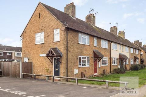 2 bedroom end of terrace house for sale - Hoveton Place, Badersfield, Norfolk, NR10 5JS