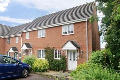 2 bedroom end of terrace house for sale - Moneyer Road, Andover