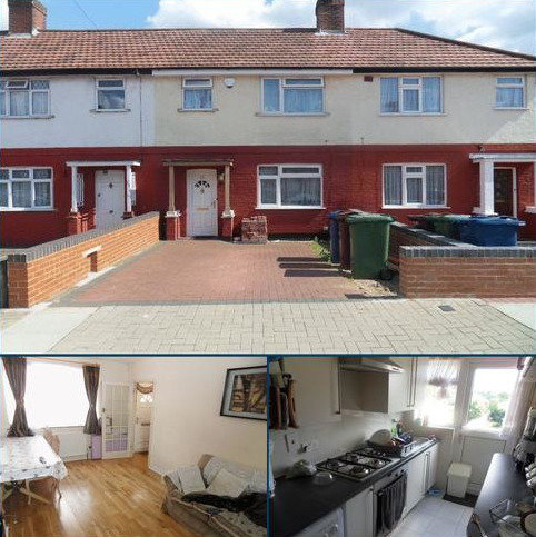 2 bedroom terraced house to rent - Roch Avenue, Edgware