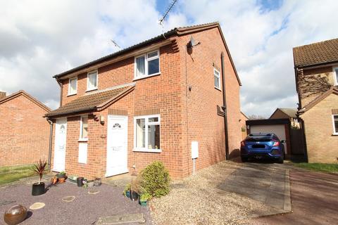 2 bedroom semi-detached house for sale - Moreton Hall, Bury St Edmunds