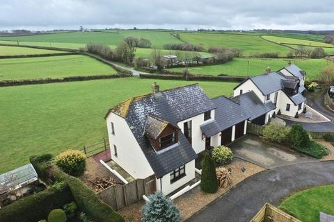 3 bedroom detached house for sale - The Village, Wembworthy, Devon. EX18 7RZ