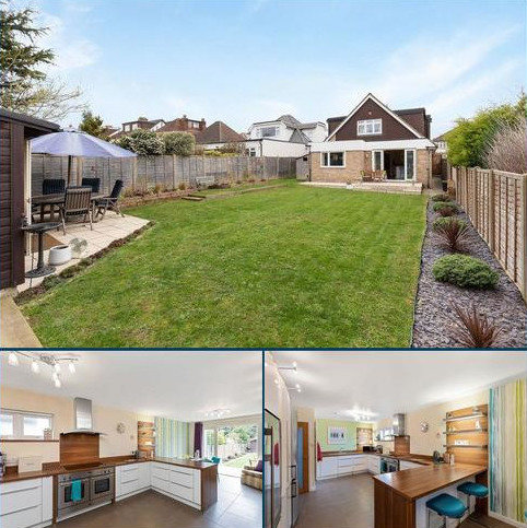 4 bedroom detached house for sale - Mayfield Road, Bickley, Bromley