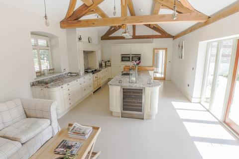 5 bedroom barn conversion for sale - Tangley, Andover, Hampshire SP11