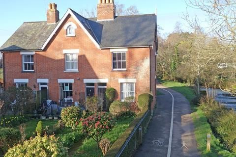 4 bedroom end of terrace house for sale - Sid Park Road, Sidmouth