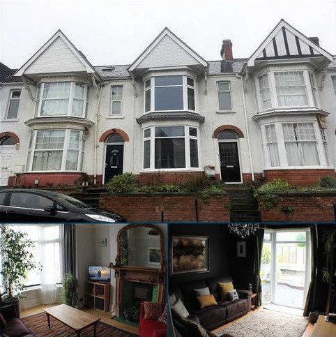 4 bedroom terraced house for sale - Beechwood Road, Swansea, SA2