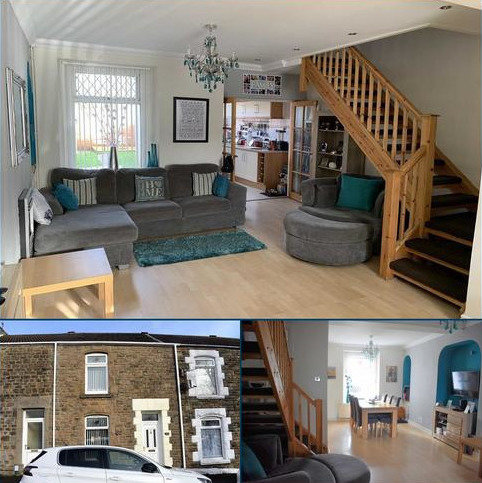 2 bedroom terraced house for sale - Pwll Street, Swansea, SA1