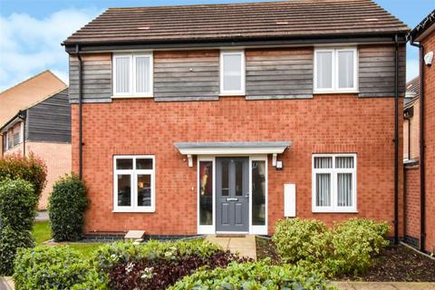 3 bedroom detached house for sale - Woodward Drive, Gunthorpe, Peterborough