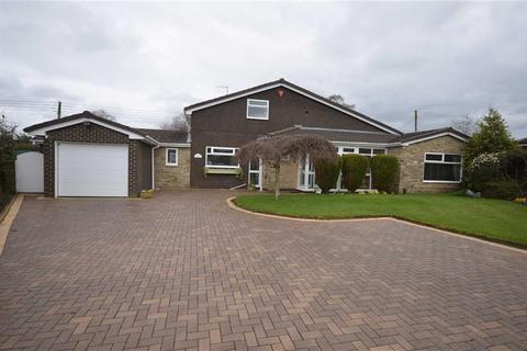 4 bedroom detached bungalow for sale - Parkfields Close, Barlaston
