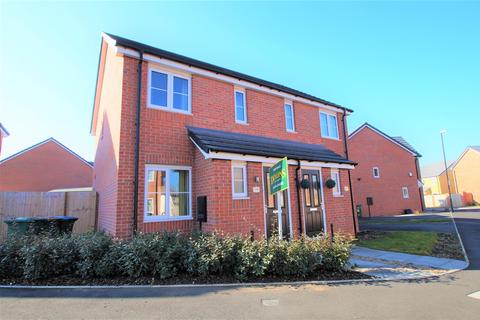 2 bedroom semi-detached house for sale - John Brooks Gardens, Holbrooks, Coventry