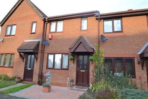 2 bedroom terraced house to rent - Claregate, East Hunsbury, Northampton
