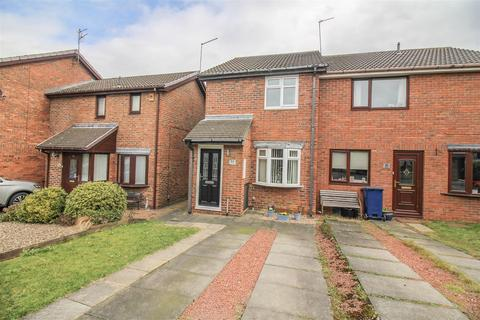 2 bedroom semi-detached house for sale - Stuart Court, Kingston Park, Newcastle Upon Tyne