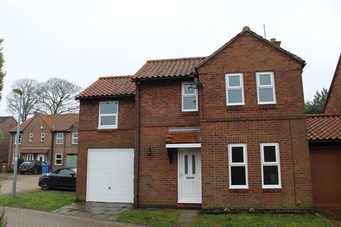 3 bedroom link detached house to rent - Southfield Park, Market Weighton, York