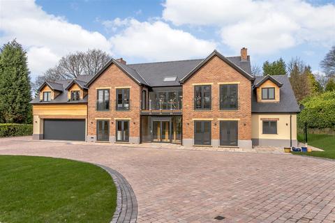 6 bedroom detached house for sale - Beech Gate, Little Aston Park