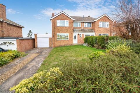 3 bedroom semi-detached house for sale - Shelley Drive, Higham Ferrers NN10 8DF