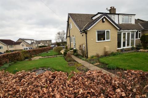 4 bedroom semi-detached bungalow for sale - Foxhill Close, Queensbury, Bradford
