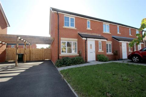 3 bedroom end of terrace house for sale - David Wood Drive, Shilton, Coventry, CV2 2PH