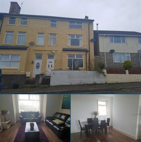 5 bedroom end of terrace house for sale - Dock View Road, Barry
