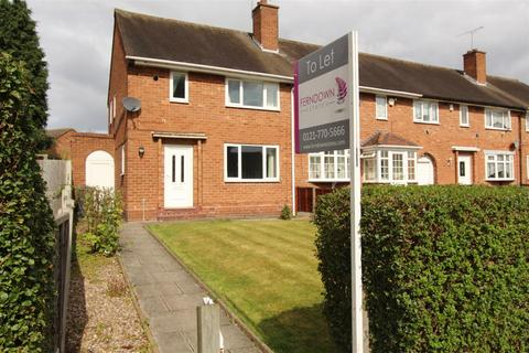 2 bedroom terraced house to rent - Brownfield Road, Shard End