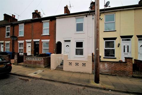 2 bedroom terraced house for sale - Bulwer Road, Ipswich, IP1