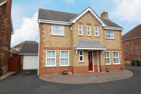 3 bedroom detached house for sale - Greenlee Drive, Newcastle Upon Tyne