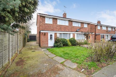 3 bedroom semi-detached house for sale - Coombe Road, Southminster