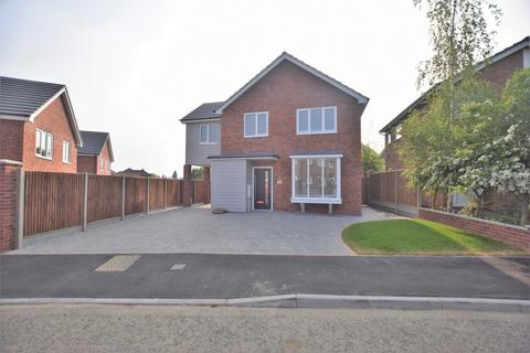 4 bedroom detached house for sale - Thomas Wakley Close, Colchester, CO4 5DP