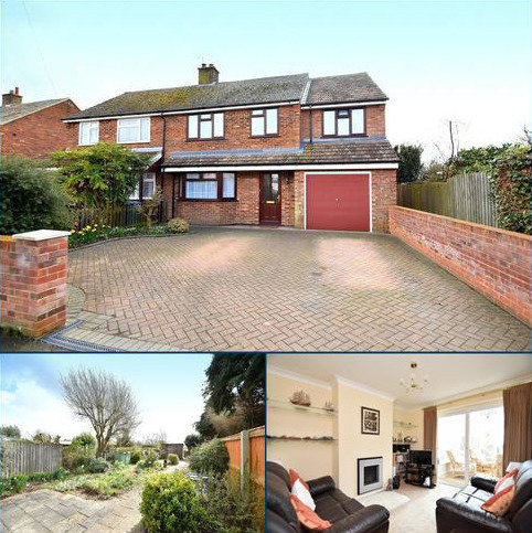 4 bedroom semi-detached house for sale - The Street, Shotley, Ipswich, IP9 1LX