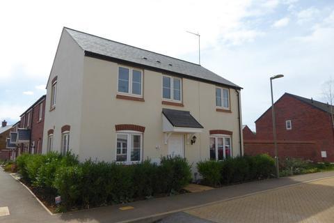 3 bedroom detached house for sale - De La Warr Drive, Banbury